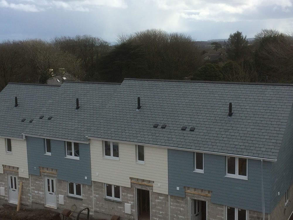 best roofing materials for new build homes