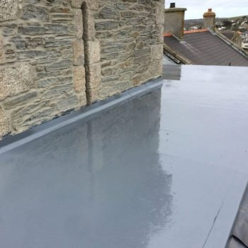 Flat Roofing For Homes