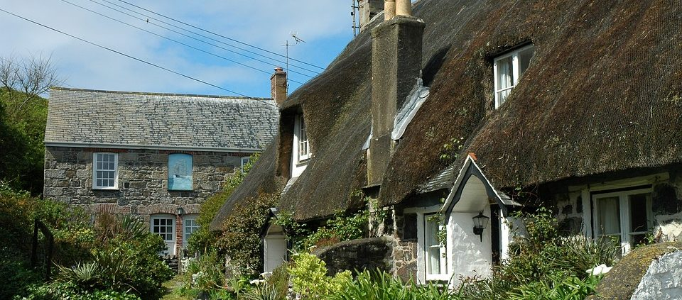 history of cornish roofing